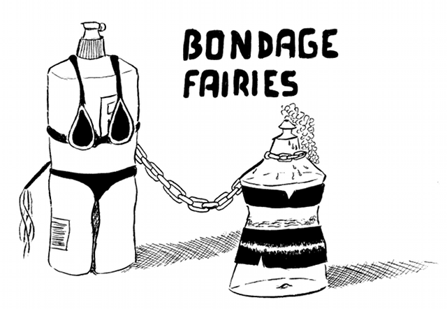 bondage fairies